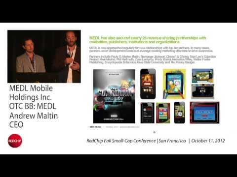 MEDL Mobile Investor Presentation