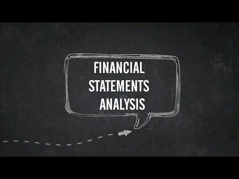 Financial Statements Analysis