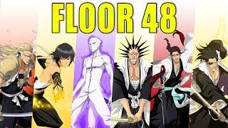 🧗♂️🏆 FLOOR 48 - 6 UNITS TESTED 🏆🧗♂️ SENKAIMON TOWER • Bleach Brave Souls