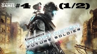 Kominiarze czyszczą ostro - Tom Clancy's Ghost Recon: Future Soldier #4 (1/2) - Roj-Playing Games!