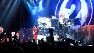 Slipknot Moscow 2011 - Surfacing
