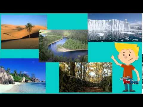 paesaggio naturale e antropico  YouTube