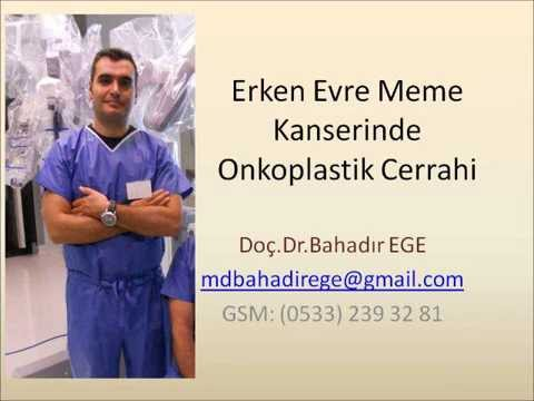Onkoplastik meme cerrahisi