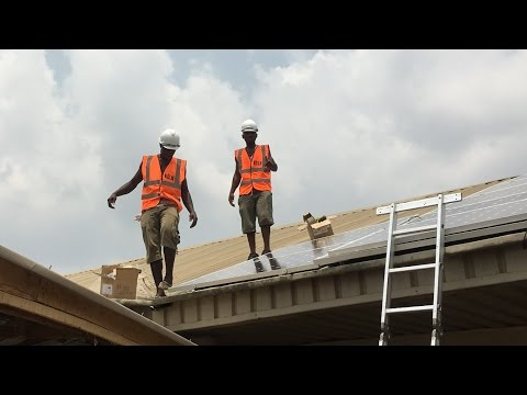 Solar in Nigeria 50: Solar Powered Hospital in Lagos