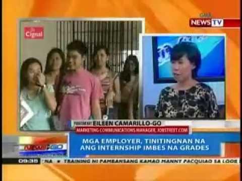Fresh Grad Prospects on GMA News TV | JobStreet.com