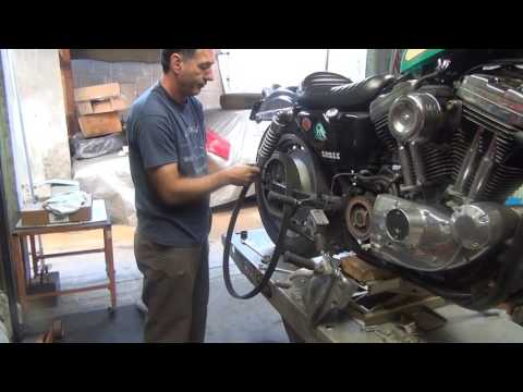 20160902172405 2 2002 evo sportster rear belt install xl harley
