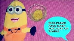 hqdefault - Rice Flour Mask For Acne
