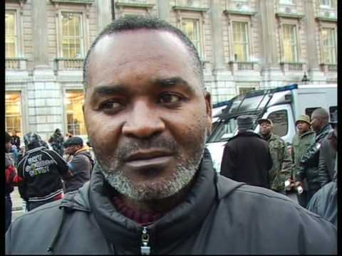 congolaise at N10 downing street london