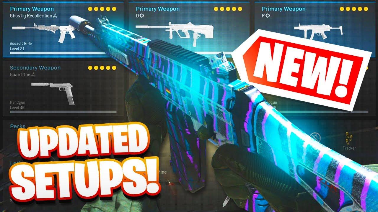 *NEW* TOP 10 Best Class Setups + Guns After SEASON 5 Update   Modern Warfare Best Class Setups (MW)