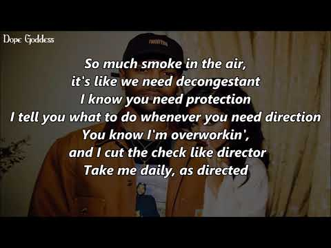 Jhene Aiko - Moments Feat. Big Sean (Lyrics)