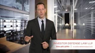 Why You Need An Investment Fraud Lawyer To Sue Your Financial Advisor