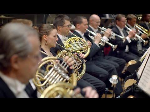 The Royal Stockholm Philharmonic Orchestra Performs Final Fantasy VI Soundtrack