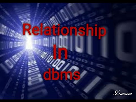 N:1 relationship in dbms (degree, cardinality ratio,  participation )