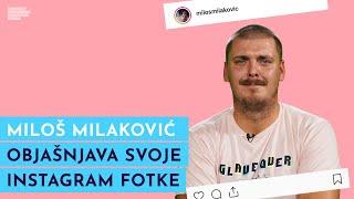 Miloš Milaković: Plišanog medveda sam platio 8.000 dinara! | MONDO InŠTAgram | S01E64