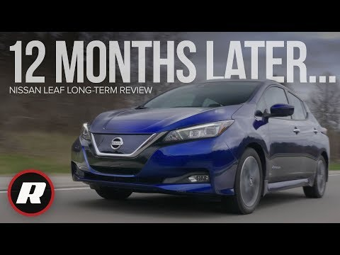 Nissan Leaf long-term review: One year of electric feels