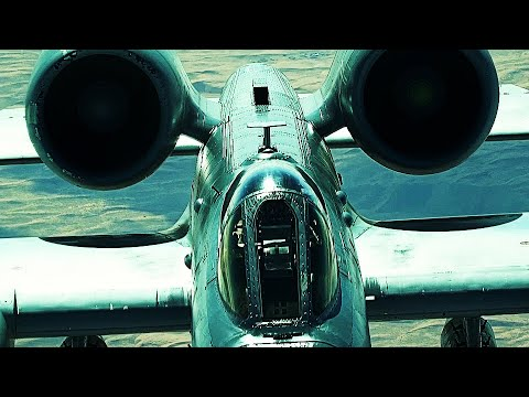 Mid-Air Refueling: 1,100+ Gallons Of Aviation Fuel Transferred Per Minute To A-10 Thunderbolt IIs
