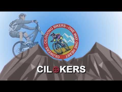 Cilokers Gowes to telaga warna puncak Bogor