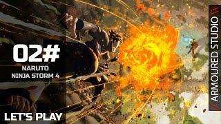 V�deo Naruto Shippuden: Ultimate Ninja Storm 4