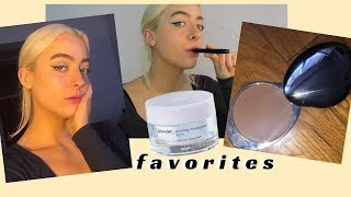 STUFF I ACTUALLY LIKE (candles, makeup, pr, music, glossier)