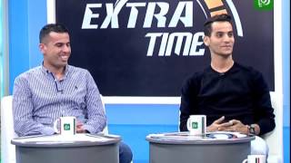 Repeat youtube video أحمد أبو غوش وفارس العساف - التأهل لاولمبياد 2016 - Extra Time
