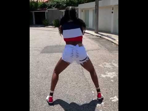 Ludmilla dançando Favela Chegou