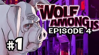 LEAVE MY PIG! - The Wolf Among Us Episode 4 IN SHEEP