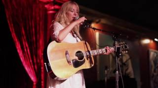 "Tatiana Moroz speaks about/performs ""The Silk Road"" live at the Cutting Room in NYC"