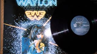 waylon jennings out among the stars