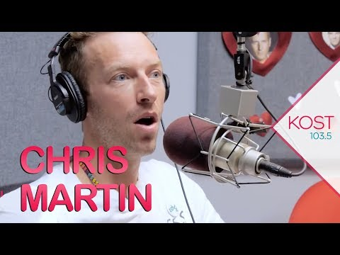 Chris Martin Talks Being A Father, Music, Surfing & More