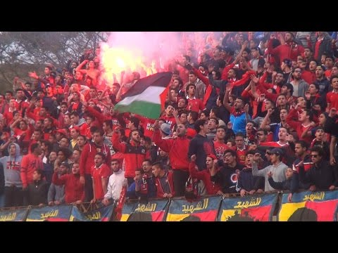 EGYPT || Ultras pay tribute to Port Said victims with anti-state chants