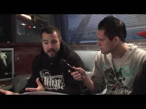 Chimaira Interview With Rob Arnold And Jim LaMarca