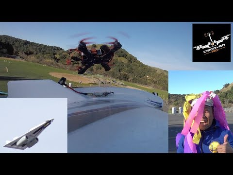 Sunday RC | STEV 2 Jet | 240 ft streamers | Weekly Jet | We tried to Dump Rob and Failed