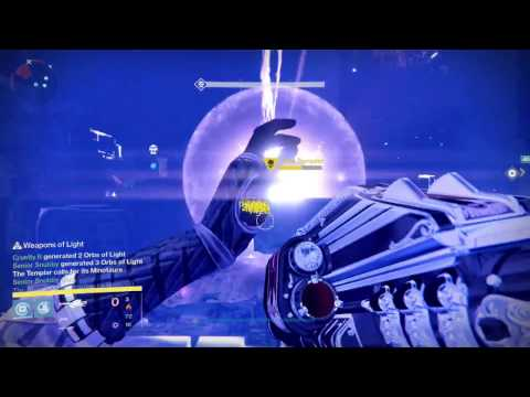 NEW 390 Vault of Glass FULL RUN (All Challenge Modes), Age of Triumph