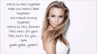 David Gueta feat Zara Larsson -This One's for You lyrics