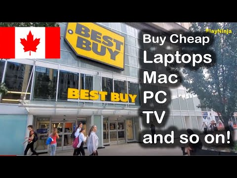 Best Buy In Toronto,Canada - See Best Electronics And Computer Shop Canada