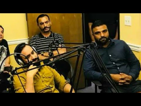 Babbu Maan Latest Interview USA Radio Mirchi With Ashok Bhora