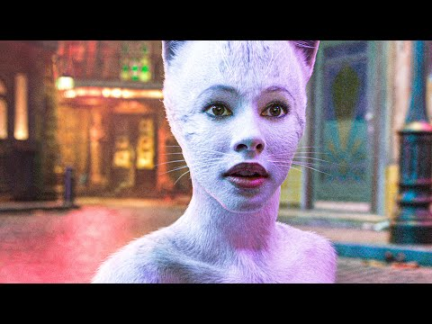 Ashley - First CATS Trailer! Ft.Taylor Swift, Jason Derulo, James Corden & More!
