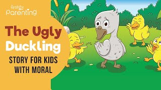 The Ugly Duckling Moral Story for Kids