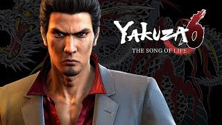 Yakuza 6: The Song of Life #1 - ps4 - (Gameplay AO VIVO em Português PT-BR)