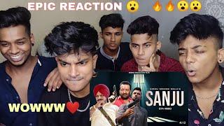 Sanju | sidhu moosewala *REACTION*