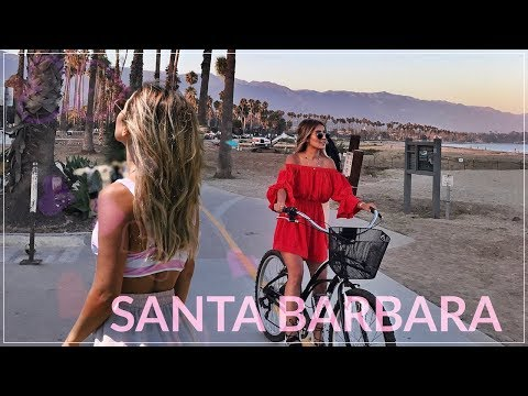 USA ROADTRIP: SANTA BARBARA | SCHANNALOVES