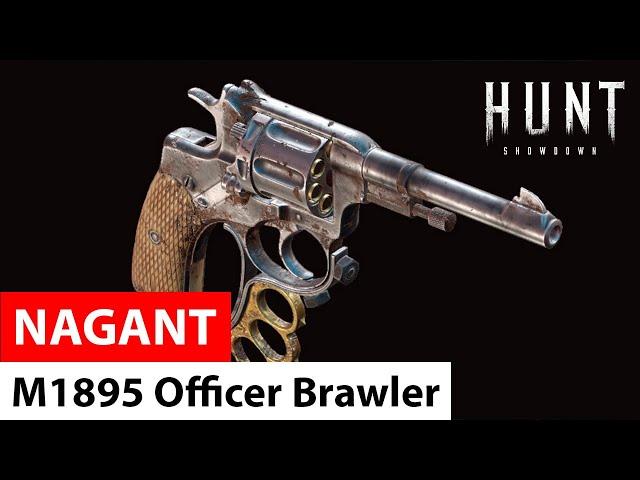 Nagant M1895 Officer Brawler | Hunt: Showdown