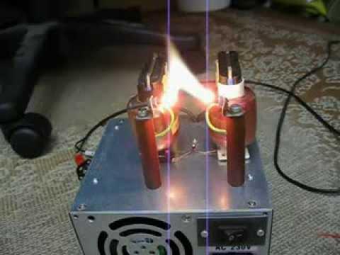 Plasma Speaker Finished Version