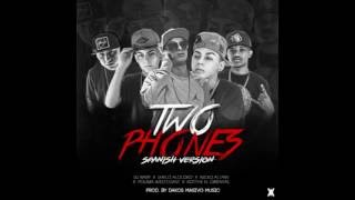 Two Phones - SG Baby x Shelo Aloloko x Nicko Altain x Polima & Kotthe (Prod. Dakos)
