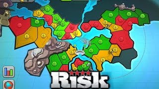 CUSTOM MAP! - RISK FACTIONS (Risk Game 5) Free HD Video