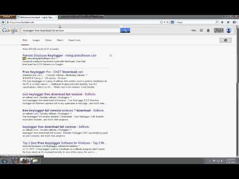 Browser logger : xenotix remote keylogger