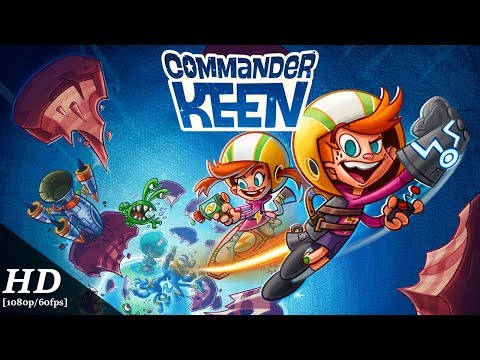 Commander Keen Android Gameplay