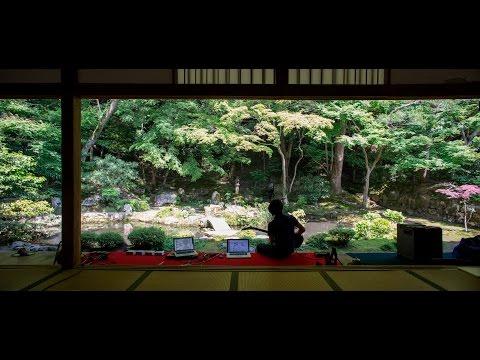 Japanese Garden, temple HONEN-IN Kyoto 2015