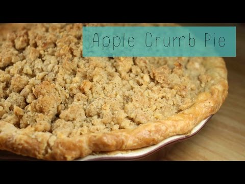 How To Make Apple Crumb Pie