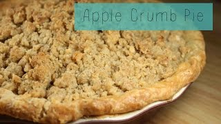 How to make Apple Crumb Pie